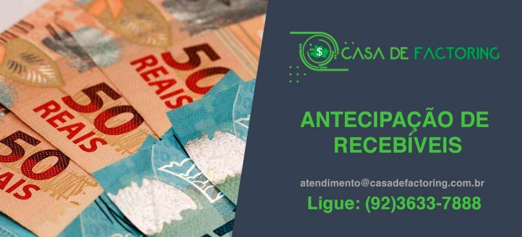 Antecipação de Recebíveis no Colônia Santo Antonio