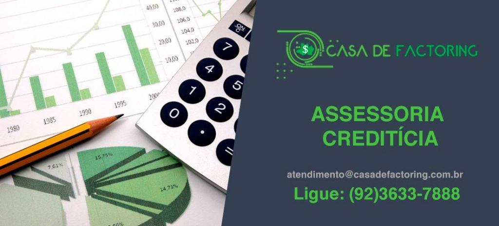 Assessoria Creditícia no Distrito Industrial I